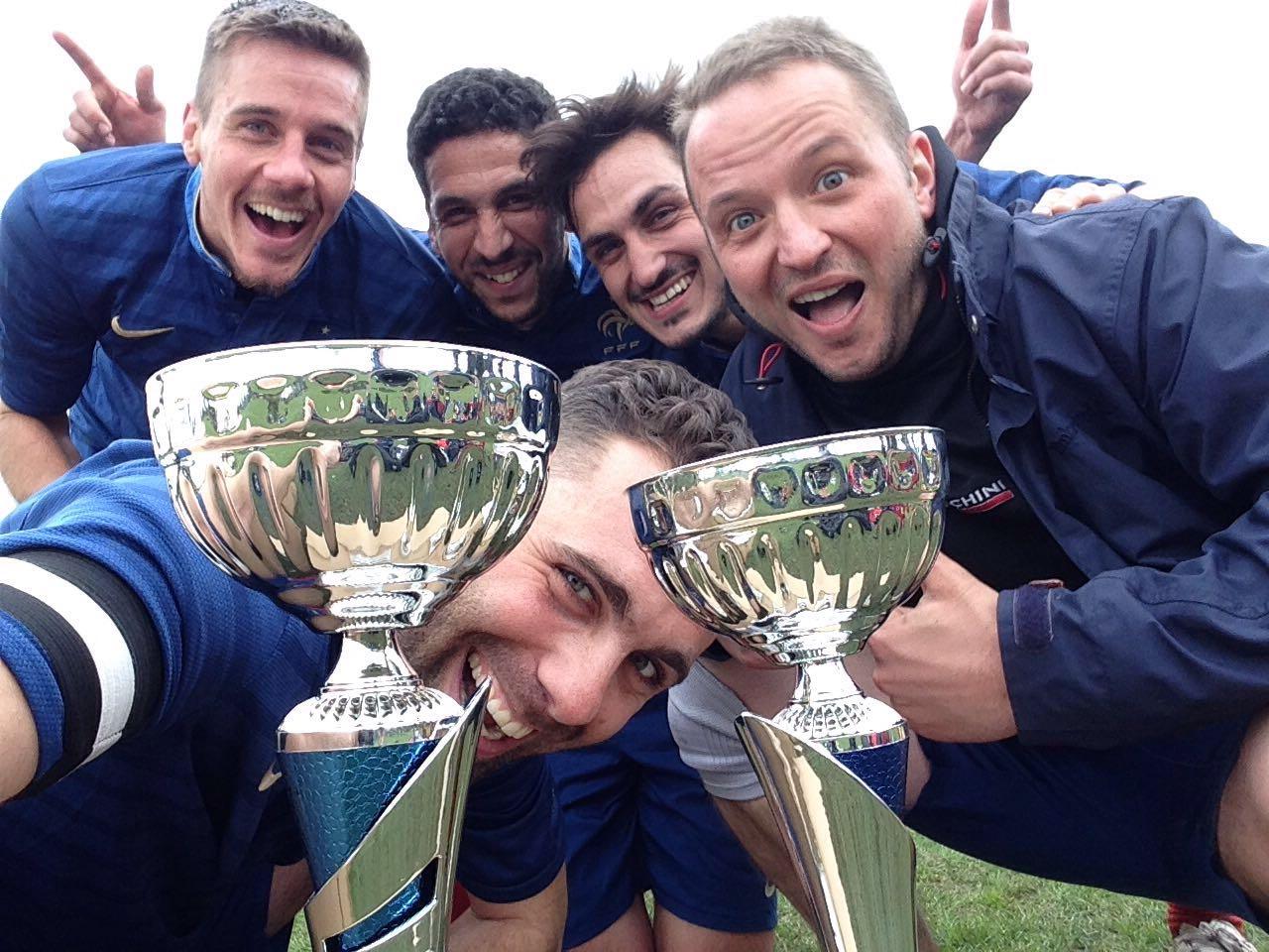 2016 – l'equipe de France renoue avec le succes en Coupe et au tournoi